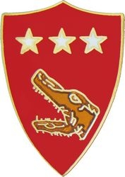 5th Marine Amphibious Division Pin (7/8 inch)