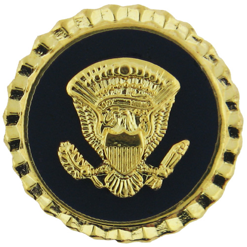 Presidential Seal Gold & Navy Blue (5/8 inch)
