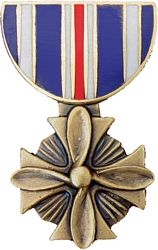 Distinguished Flying Cross Pin HP442 - 14965 (1 1/8 inch)