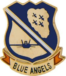 Blue Angels Pin (1 inch)