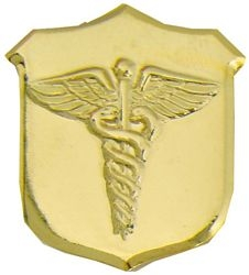 Corpsman Pin - GOLD