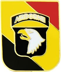 101st Airborne WWII Pin (1 inch)