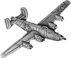 B-24 Aircraft Large Pin (2 1/2 inch)