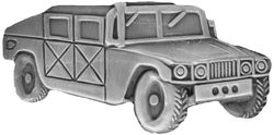 Hummer Vehicle Large Pin (2 inch)