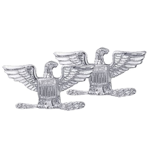 Colonel Right Rank Cuff Link (38.7 MM inch)