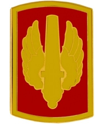 18th Fire Brigade Combat Service Badge (2 inch)