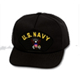 Navy Ball Caps