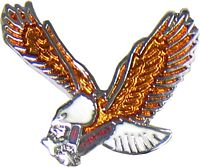 Eagle Flying Pin (3/4 inch)