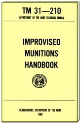 Improvised Munitions Military Manual