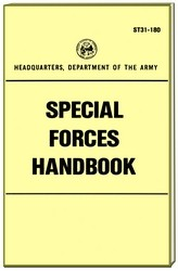 Special Forces Handbook Military Manual