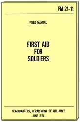 First Aid Soldiers Military Manual