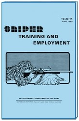 Sniper Training and Employment Military Manual