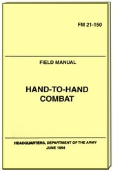 Hand to Hand Combat Military Manual