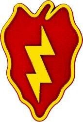 25th Infantry Division Magnet