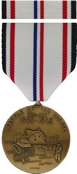 Battle of the Bulge Commemorative Medal and Ribbon