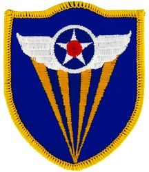 4th Air Force Small Patch