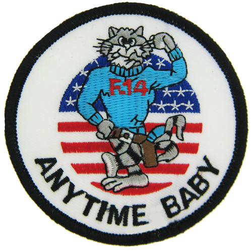 Anytime Baby Small Patch (3 inch)