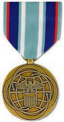 Air and Space Campaign Full Size Medal