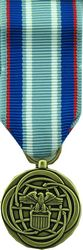 Air and Space Campaign Mini Medal