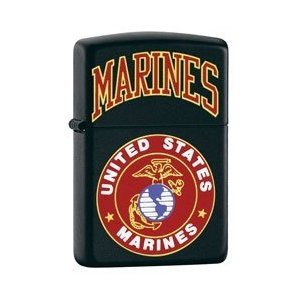 US Marine Corps Military Lighters