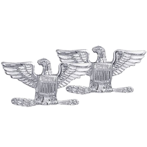 Colonel Left Rank Cuff link (38.7 MM inch)
