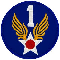 1st Air Force Small Patch (3 inch)