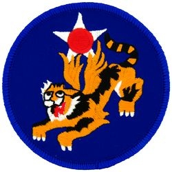 14th Air Force Small Patch (3 inch)