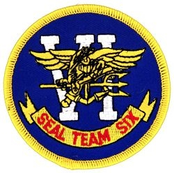 Seal Team 6 Small Patch (3 inch)