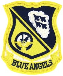 Blue Angels Small Patch (3 inch)