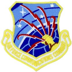 Air Force Commuication Command Small Patch (3 inch)