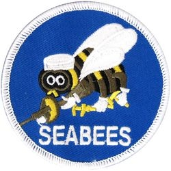 Seabees Small Patch (3 inch)