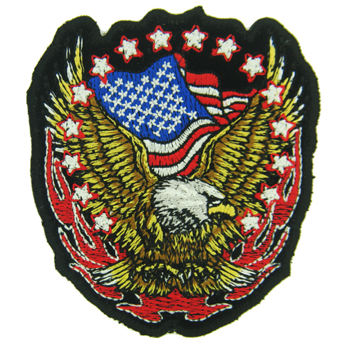 "Eagle Back Patch (2.5"" x 3"")"