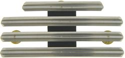 "11 Ribbon Bar Holder - 1/8"" Space Mount (Army, Navy, Marine Corps, Coast Guard)"