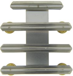 15 Mini Medal Holder (Stainless Steel)