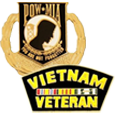 Veterans and POW Hat Pins